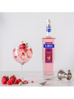 PLATINVM STRAWBERRY GIN ROSÉ